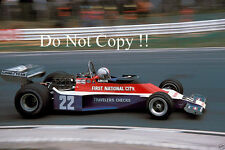 Chris Amon Ensign N176 British Grand Prix 1976 Photograph
