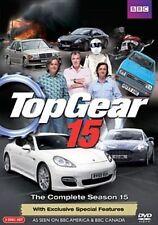 Top Gear Complete Season 15 R1 DVD Jeremy Clarkson