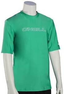 O'Neill Kid's Basic Skins SS Surf Shirt - Seaglass - New