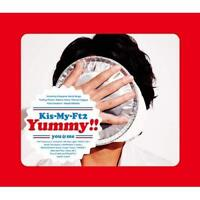 New Kis-My-Ft2 Yummy First Limited Edition Type B CD DVD Japan AVCD-93877