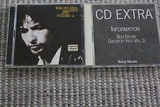 Bob Dylan: Greatest Hits Volume 3 plus Digital Content