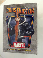 MARVEL BOWEN CONSTRICTOR BUST #694/1000 MIB(AVENGERS HULK VILLAIN NEW INCREDIBLE