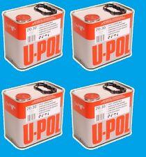 U-pol Fast Hardener / Activator Paint & Primers S2030/25 2.5 LITRES **4 TINS**