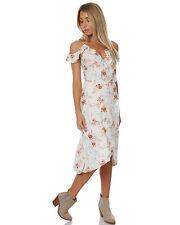 MINKPINK Women's Innocence Wrap Midi Dress