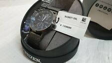 Citizen Eco-Drive Multi-Function Stainless Steel Men's Watch BU3027-59L