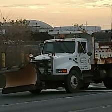 New listing 1998 International Dump Truck with 10ft plow