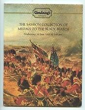 The Samson Collection medals  Glendinings 1991 london PB military War