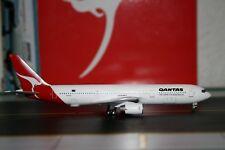 BigBird 1:400 Qantas Boeing 767-300 VH-ZXC (BB4-2004-XX) Die-Cast Model Plane