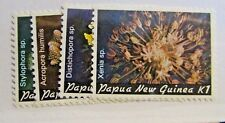 PAPUA NEW GUINEA Sc# 566-69 ** MNH nature postage stamp set