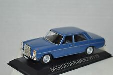 Legendary Cars  MERCEDES BENZ W 115     1:43 Die Cast  [MZ]