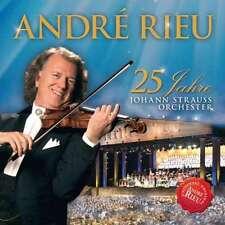 ANDRE RIEU / 25 JAHRE JOHANN STRAUSS ORCHESTER * NEW CD 2012 * NEU *