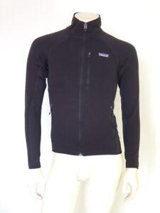 Patagonia Men's PERFORMANCE BETTER SWEATER Fleece Jacket Black Size XXS