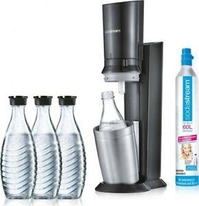 SodaStream, Titan mit 3 Glasflaschen neu und OVP