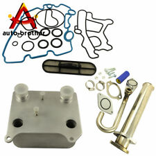 6.0L Ford Power Stroke 3C3Z-6A642-CA RCD OE Ford Oil Cooler and Screen kit