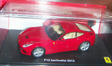 FERRARI F12 BERLINETTA 2012 1:43 NEW BOX + BOOKLET