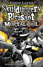 Skulduggery Pleasant: Mortal Coil by Derek Landy (Paperback, 2010)