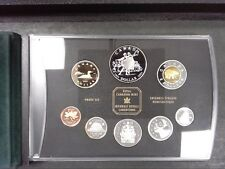 2001 CANADA PROOF SET - NATIONAL BALLET OF CANADA - COMES WITH BOX/COA