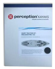 Perception Pescador PRO 10.0 Perception Silent Traction Pads kit