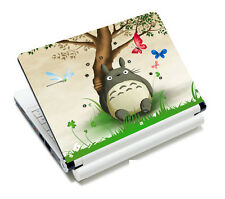 "Totoro Laptop Art Decal Sticker Skin Cover For 12"" 13.3"" 14"" 15.4"" 15.6"" Laptop"
