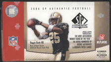 2006 SP AUTHENTIC Football - Factory Sealed Hobby Box