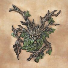 Shape Shifters Folklore Mystical Forest Tree Ent Greenman Wall Sculpture