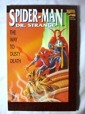 Spider-Man / Dr. Strange: The Way to Dusty Death (1992, Marvel) FP NM