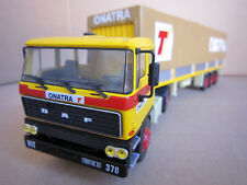 CAMION SEMI-REMORQUE 1/43  DAF 2800  TRANSPORTS ONATRA TRUCK LKW  NEW / BOX