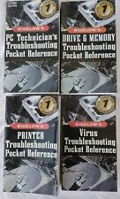 4 BIGELOW'S PC TROUBLESHOOTING POCKET REFERENCE BOOKS