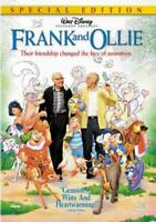 FRANK AND OLLIE NEW DVD