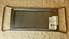 NWT ~ RÖSLE Fine Cheese Grater or Zester 18/10 Stainless Steel Model #95084 RARE