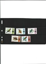 A SHORT SET OF UNMOUNTED MINT STAMPS FROM SOLOMON ISLANDS