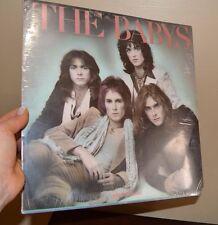 """THE BABYS """"Broken Heart"""" Original SEALED LP 1977 (CHRYSALIS CHR 1150) JOHN WAITE"""