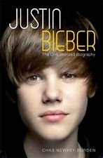 CHAS NEWKEY-BURDEN __ JUSTIN BIEBER __ HARD BACK __ BRAND NEW  _ FREEPOST UK