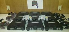 NINTENDO N64 Complete System-Console | TESTED | 2 Games |Cheap PRIORITY SHIPPING