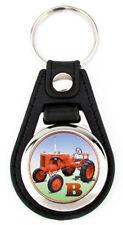 Allis Chalmers Model B farm tractor Richard Browne Artwork Key fob -