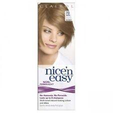 Clairol Nice n Easy Hair Color #70 Beige Blonde, UK Loving Care