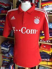 Trikot Polo Shirt Bayern München 2006 (L) Adidas T-Com Shirt Jersey Maglia