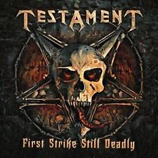 """Testament - First Strike Still Deadly (NEW VINYL LP+7"""")"""