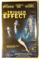 The Trigger Effect VHS 1996 Thriller David Koepp Universal / CIC Large Case