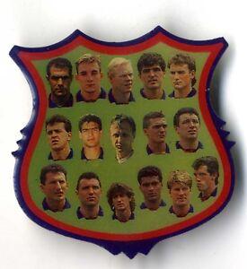 Pin 1993- 1994 FC Barcelona El Mundo Deportivo Barça Futbol  football fcb
