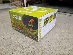 Sun Joe SDJ616 13-Amp Reduction Electric Leaf Shredder