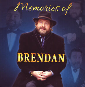 Brendan GRACE - Memories Of Brendan NEW 2CD 2020