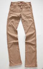 Cotton Blend Low Trousers Plus Size for Women