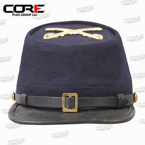 SIMPLE CAVALRY union cavlary Badge kepi All Sizes Available!
