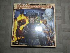 Kill Shakespeare, Boardgame, New by IDW, English Edition