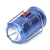 Portable COB LED Super Bright Camping Lantern Tent Fishing Outdoor Lamp Light UK