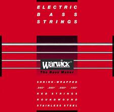 WARWICK Red Label M 45/105 - Muta per basso 4 corde complete