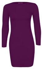 Vestiti da donna tunica viola