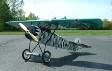 WWI   Scale Fokker  D VIII  56 in  Giant Scale RC Model AIrplane Printed Plans