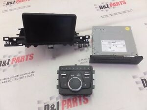 Audi A5 5F Navi Navigation System Multimedia MMI 8W0035842A 8W0919614M 8W0919604